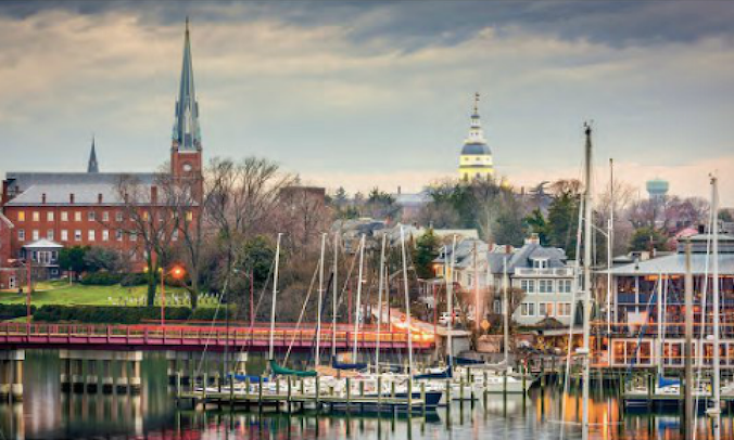 Wish You Were Here: Annapolis' Sweet American Charm