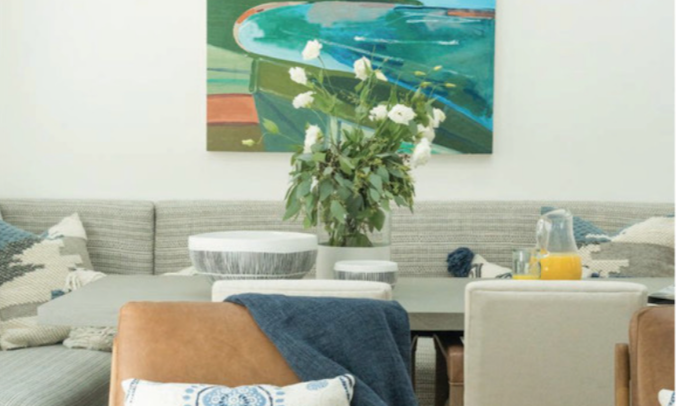 Beachside Bliss: Create An Oceanfront Oasis By Bringing The Coastal Lifestyle Indoors, Without Going Overboard.