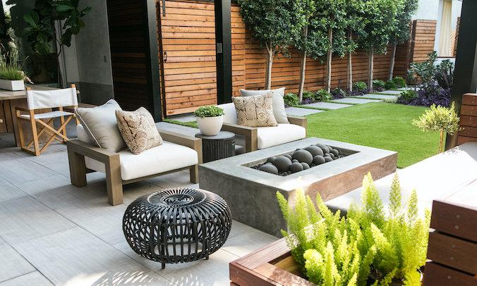 Coastal Accents: Molly Wood Garden Design